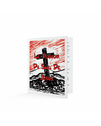 The Power of The Blood Of Jesus-French