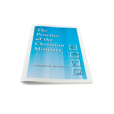 The Practice of the Christian Ministry-English