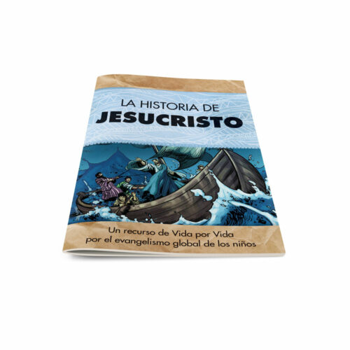 The Story of Jesus Christ-Spanish