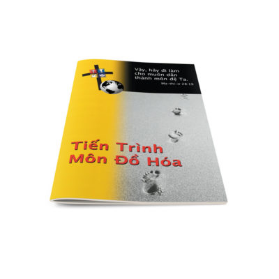 The Way of Discipleship-Vietnamese