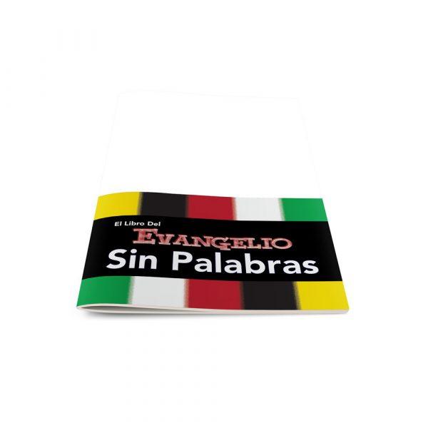 The Wordless Gospel Book-Spanish