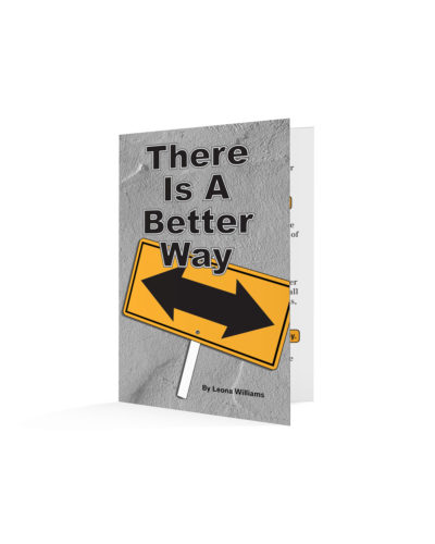 There is a Better Way-English