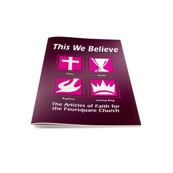 This We Believe Self Cover-English