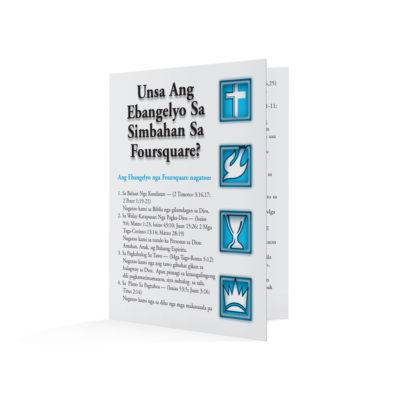 What the Foursquare Church Believes-Cebuano