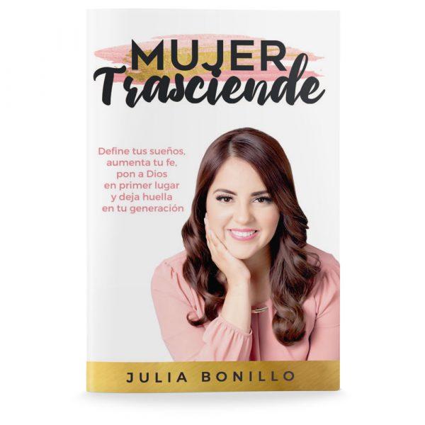 Woman Transcends-Spanish